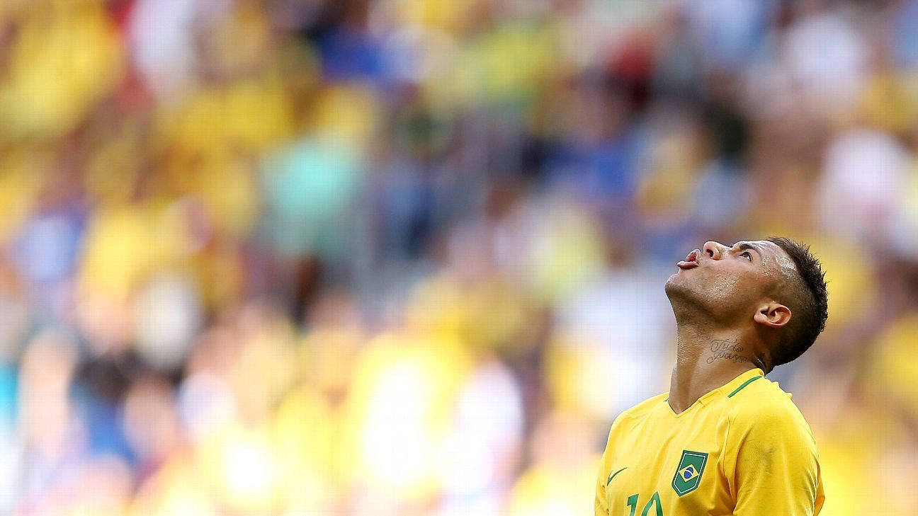 Neymar and Co. were unable to help Brazil find a winner against Iraq on Sunday.