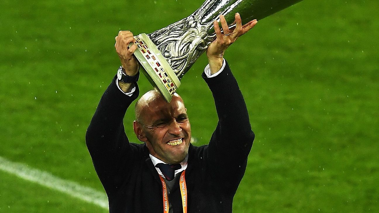 Sporting director Monchi signs four-year Roma deal after leaving Sevilla