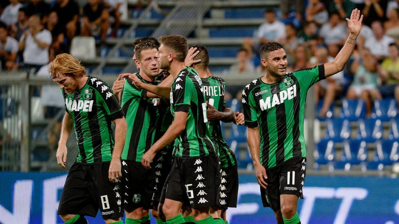 Prediksi Skor Liga Italy Serie A Sassuolo Vs Hellas Verona 26 November 2017