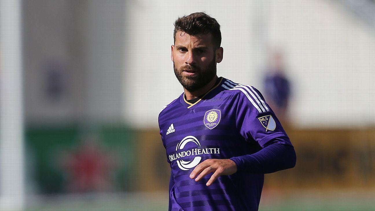 Antonio Nocerino Orlando City SC
