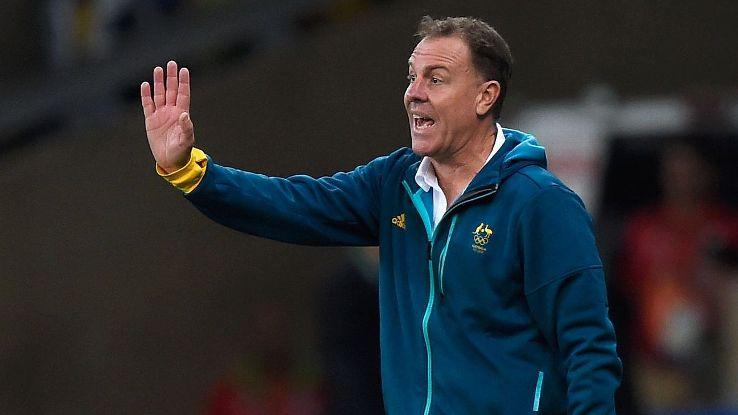 Matildas coach Alen Stajcic