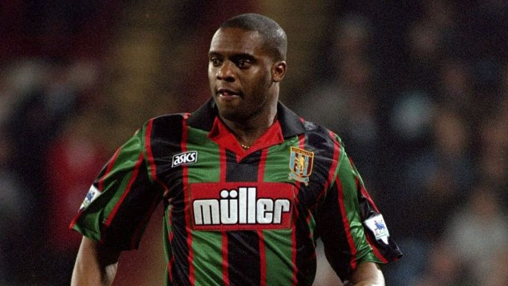 Dalian Atkinson death: Cop charged with ex-Prem player