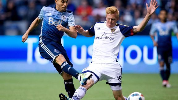 At the age of 19, Justen Glad has made an impact for a RSL team with playoff hopes.