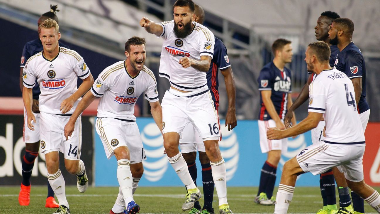 Philadelphia Union's 'chief tattoo officer' search 'is not a stunt', VP says