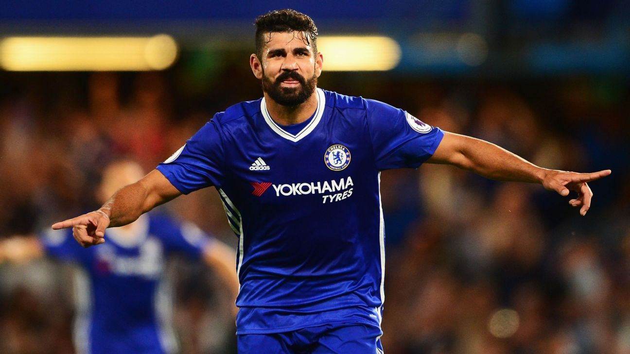 Costa's desire to re-join Atletico sends Chelsea's transfer plans into chaos