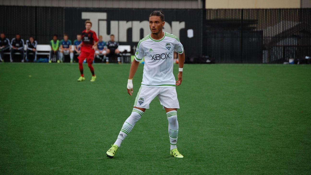 Tampines Rovers midfielder Diego Silvas