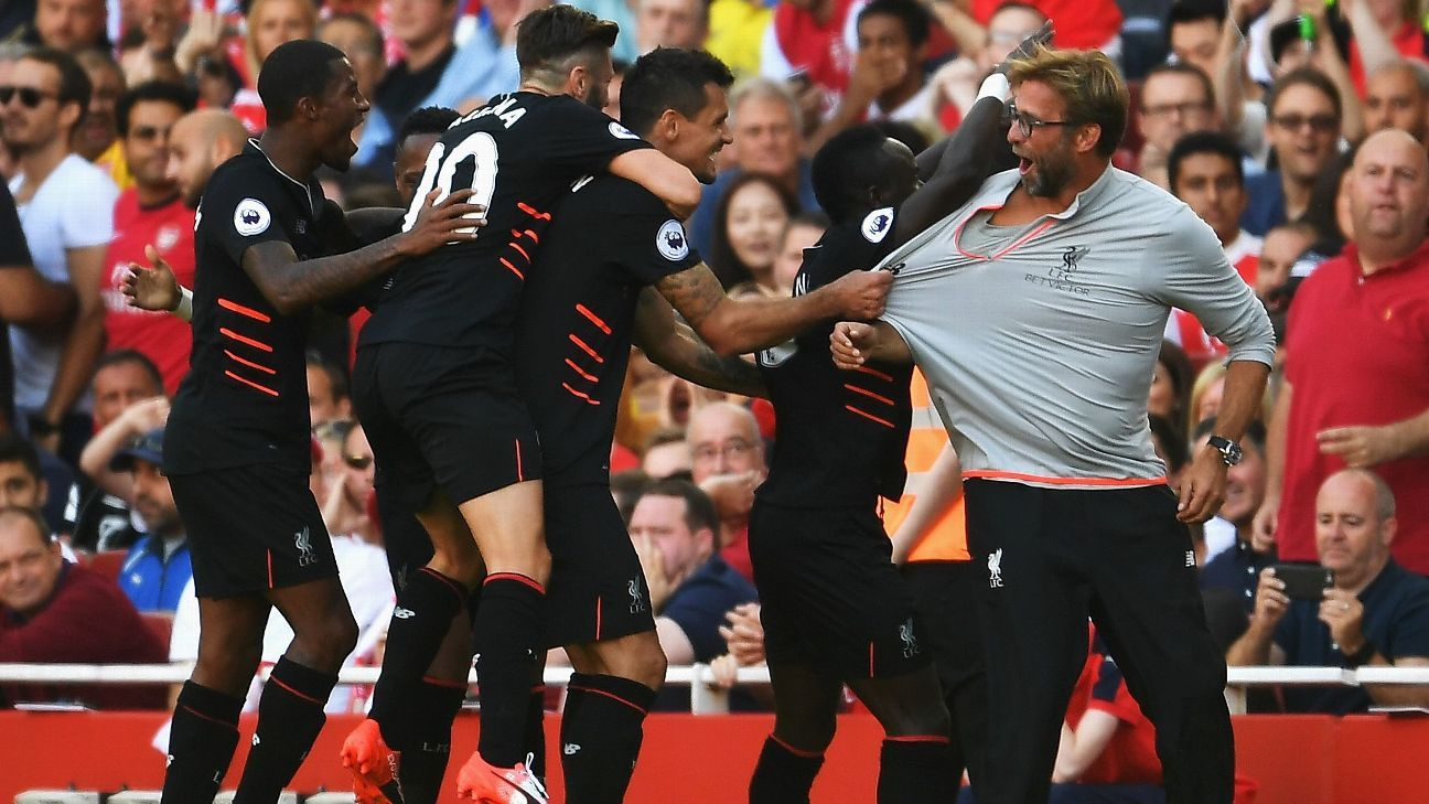 Liverpool fans should heed Jurgen Klopp's advice over Prem title talk