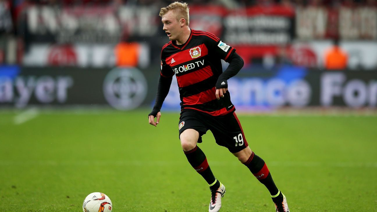 Image result for julian brandt