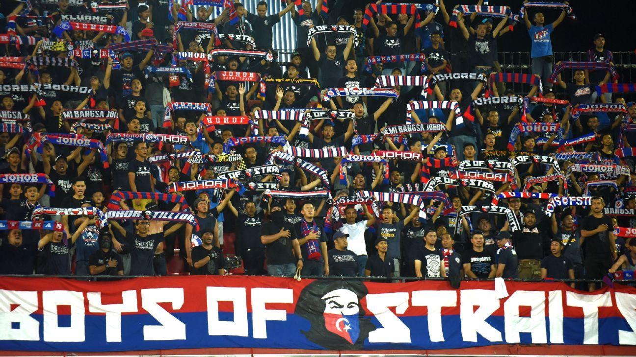 Johor Darul Ta'zim fans