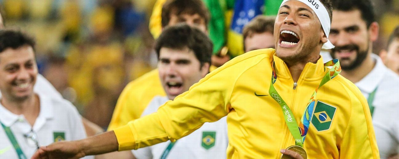 Helm believes there was some semblance of closure when Neymar put away the winning penalty for Brazil against Germany at the Maracana during the 2016 Olympics final.