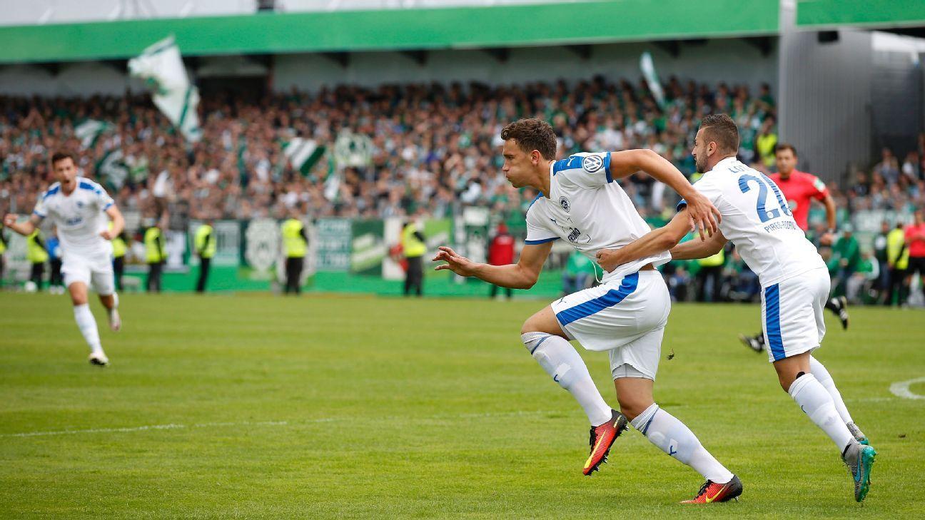 Werder Bremen woe DFB-Pokal vs Sportfreunde Lotte