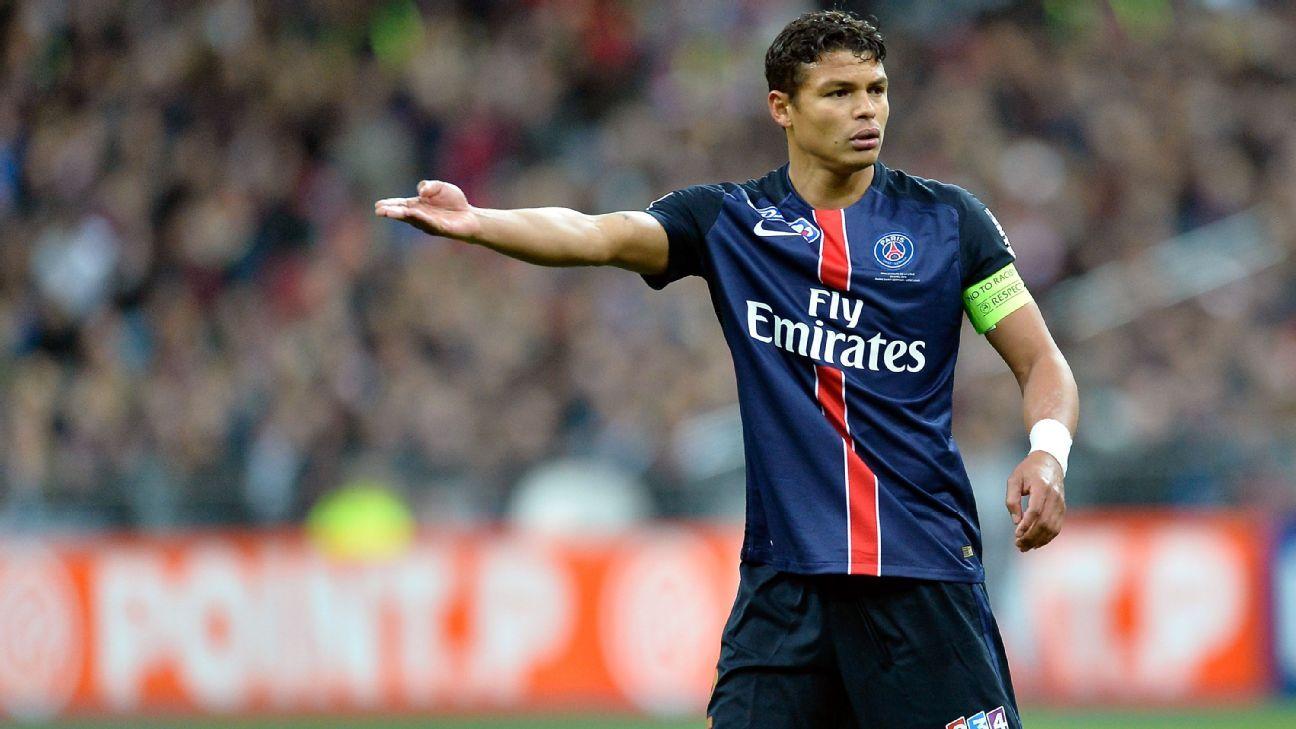Thiago Silva Hard to take Paris Saint Germain s Olympic decision