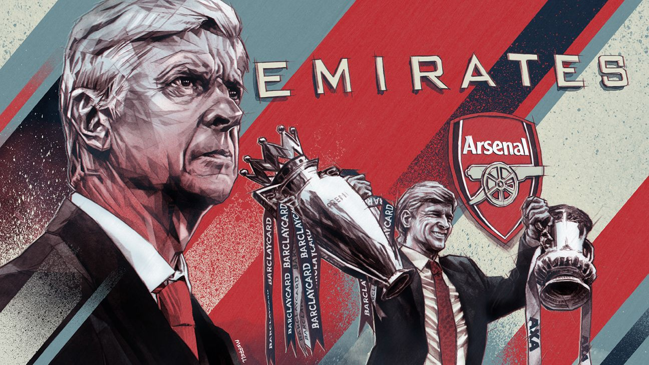 Arsene Wenger's early success at Arsenal excuses his years of failure