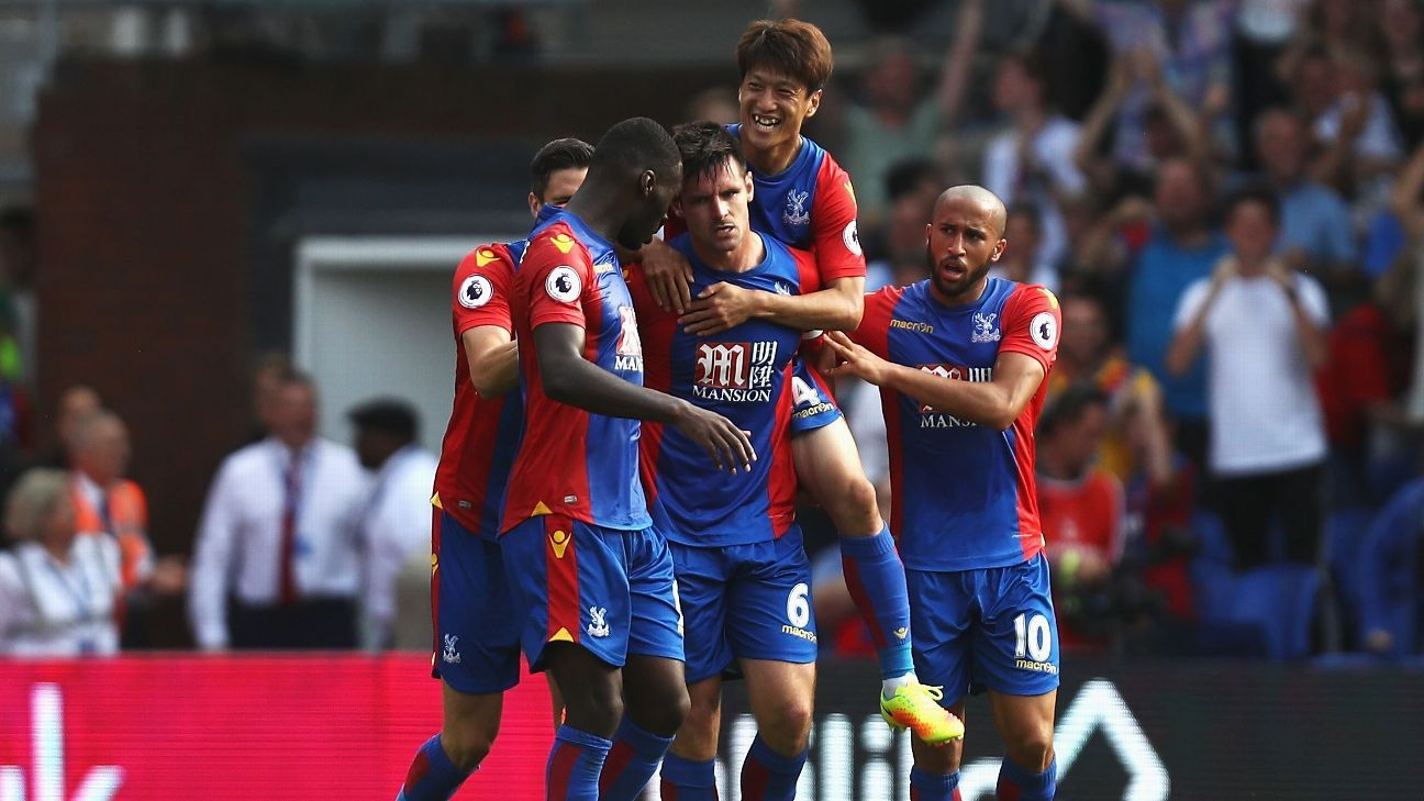 Scott Dann salvaged a late point for Crystal Palace against Bournemouth.