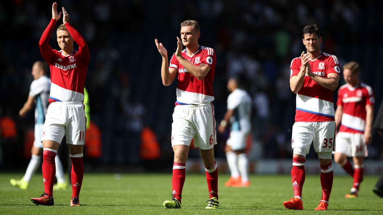 Ben Gibson helped Middlesbrough claim a point at West Brom.