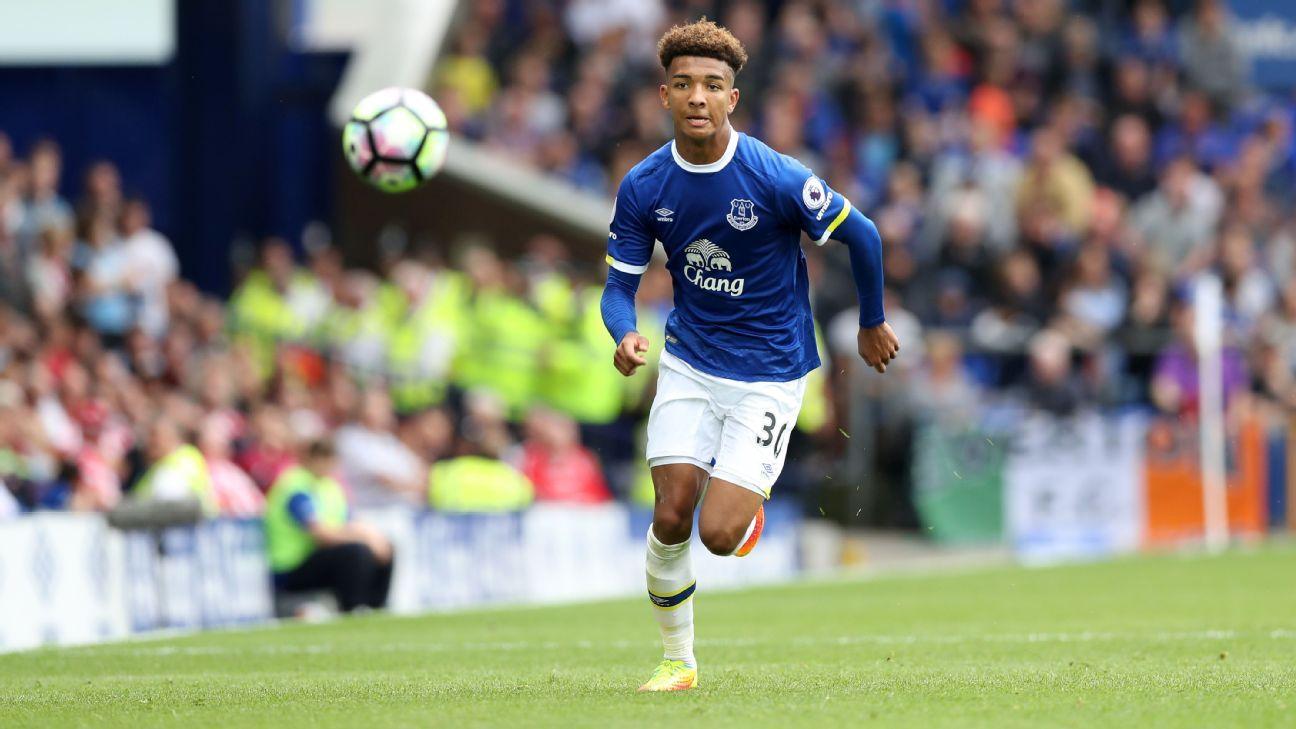 Risultati immagini per Mason Holgate (Everton)
