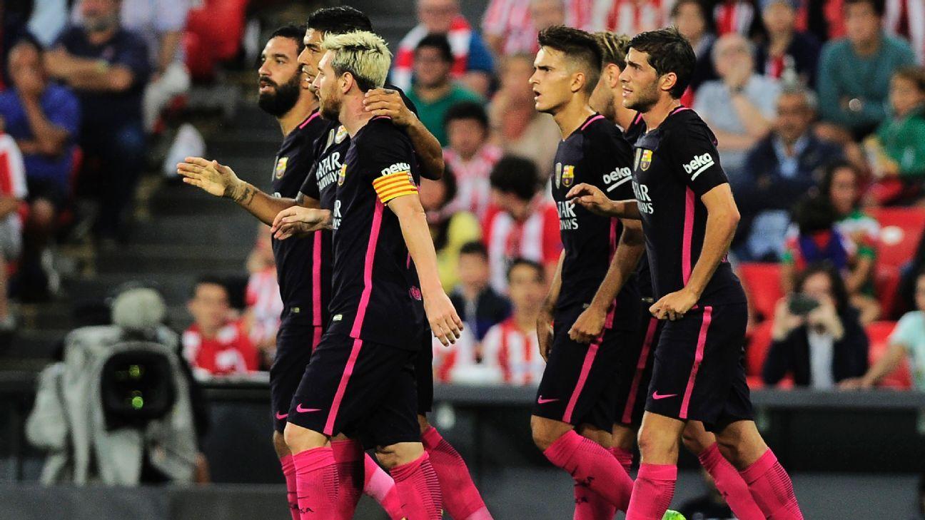 Barcelona celeb Bilbao