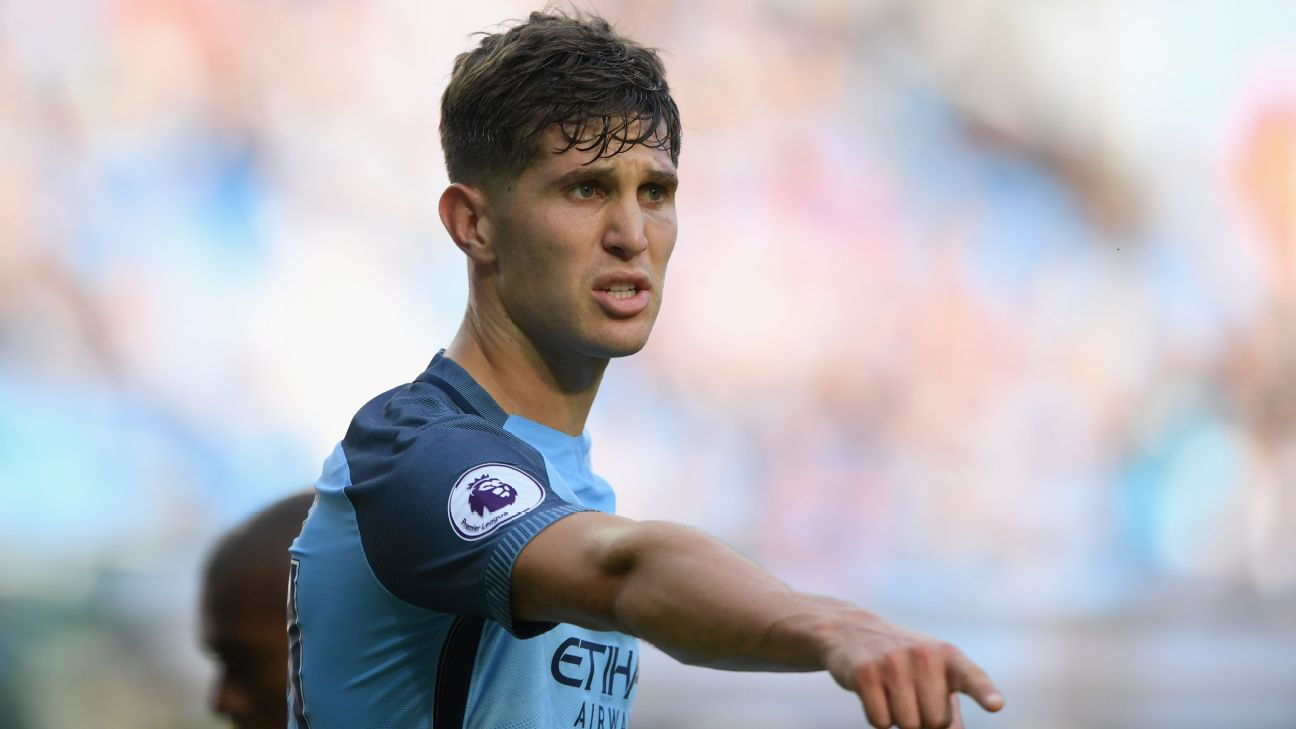Manchester City s John Stones happy to be free of ex boss Roberto
