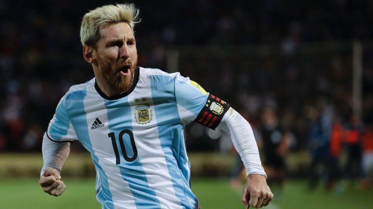 Мессининг Аргентина терма жамоасидаги 6 рекорди