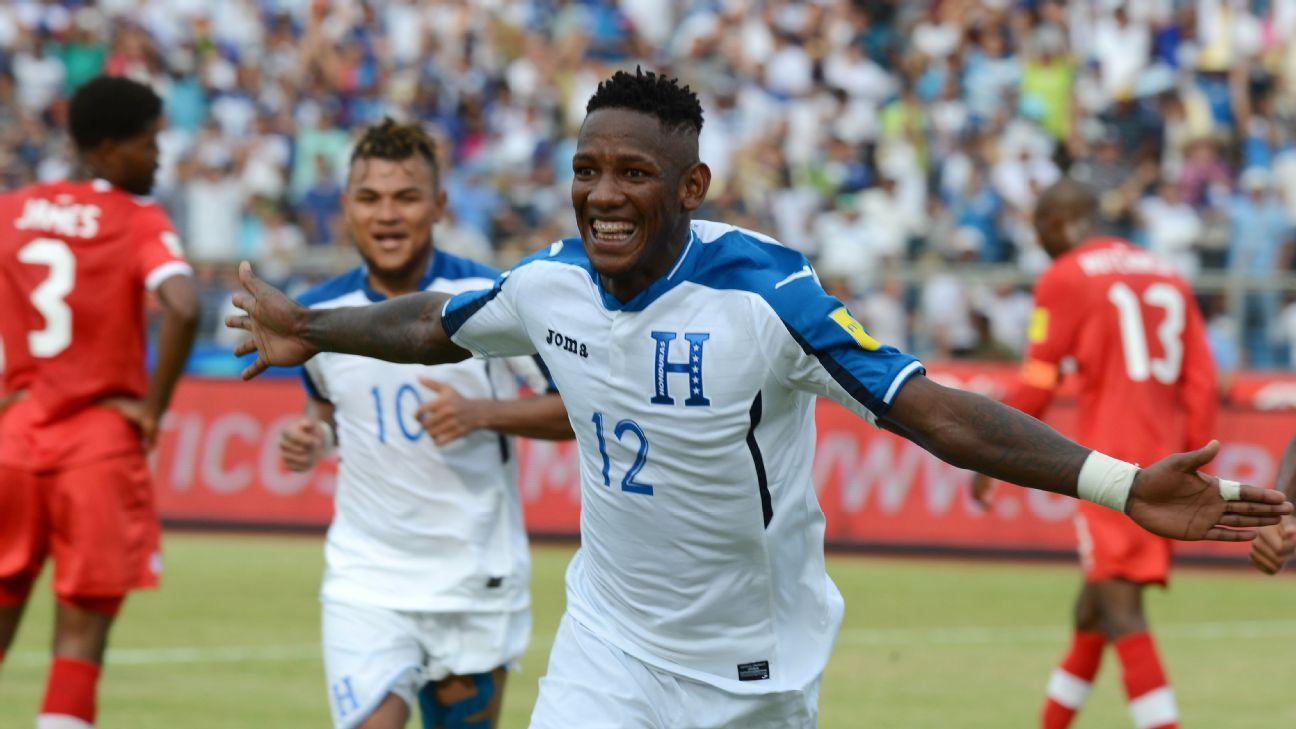 Honduras celeb vs Canada 160901