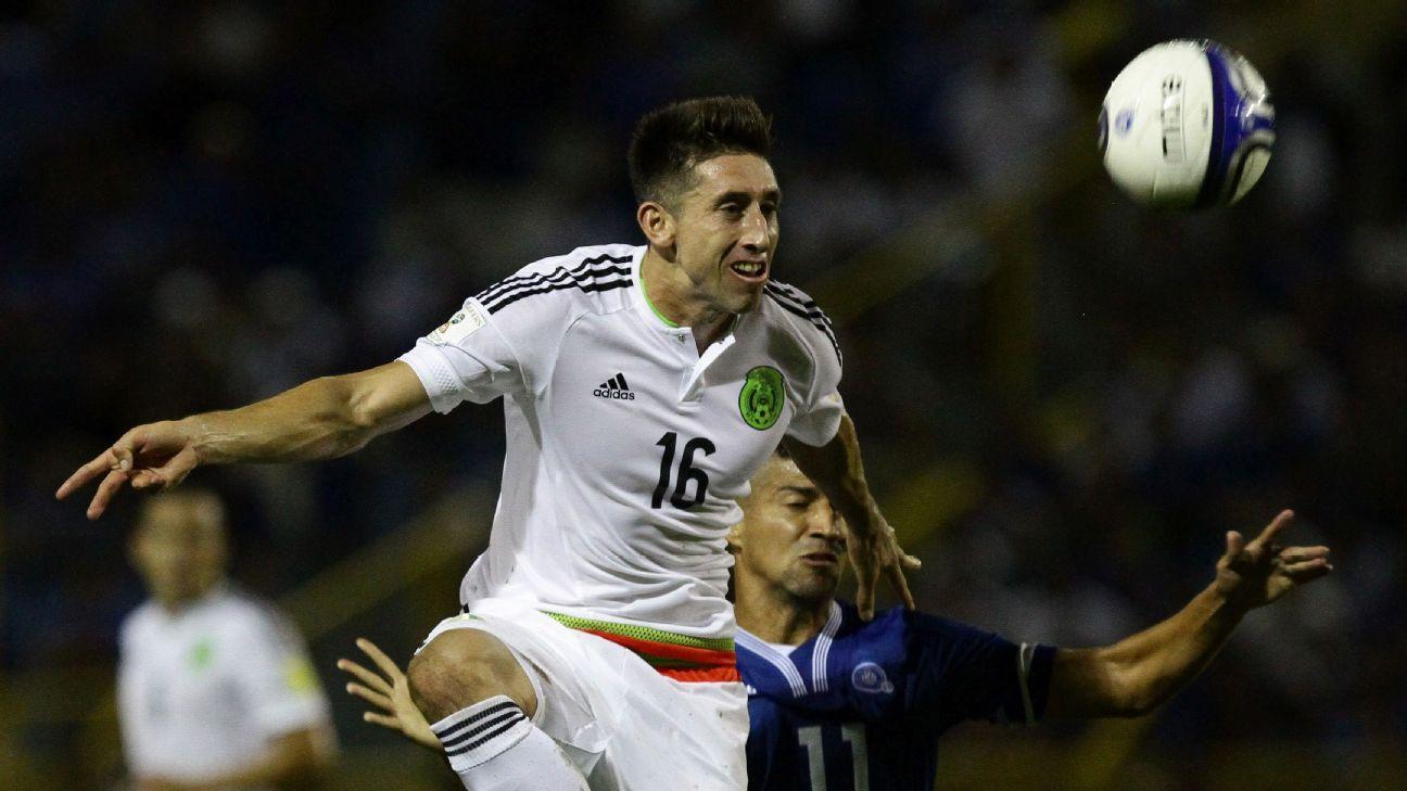 Hector Herrera vs El Sal 160902