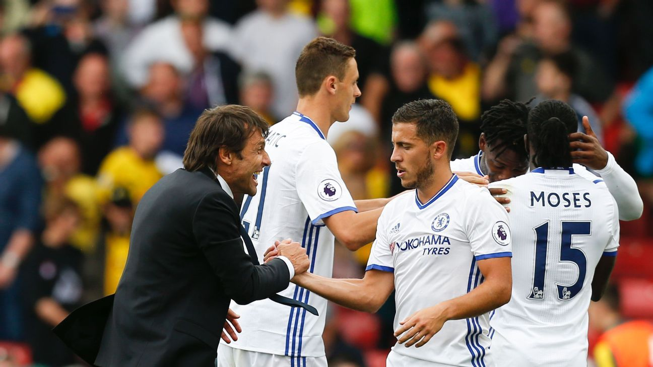 Image result for Conte: Chelsea miss European football