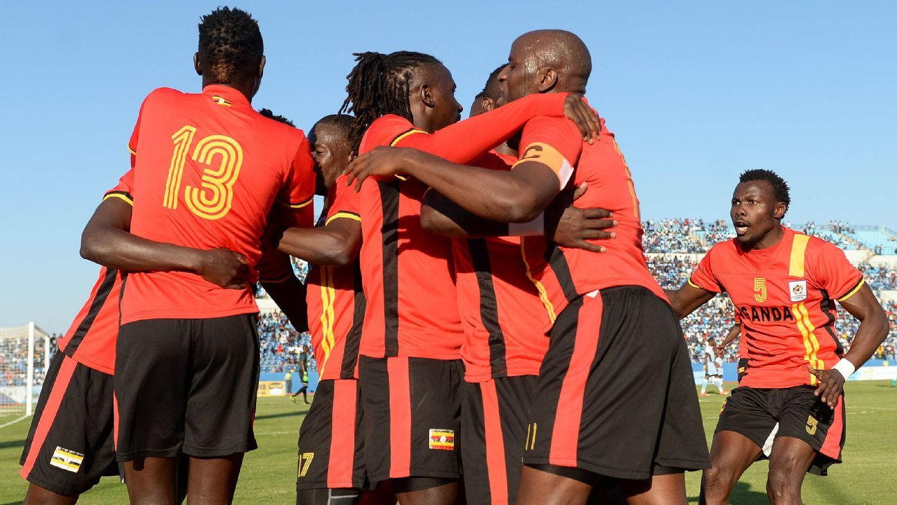 Uganda celebration