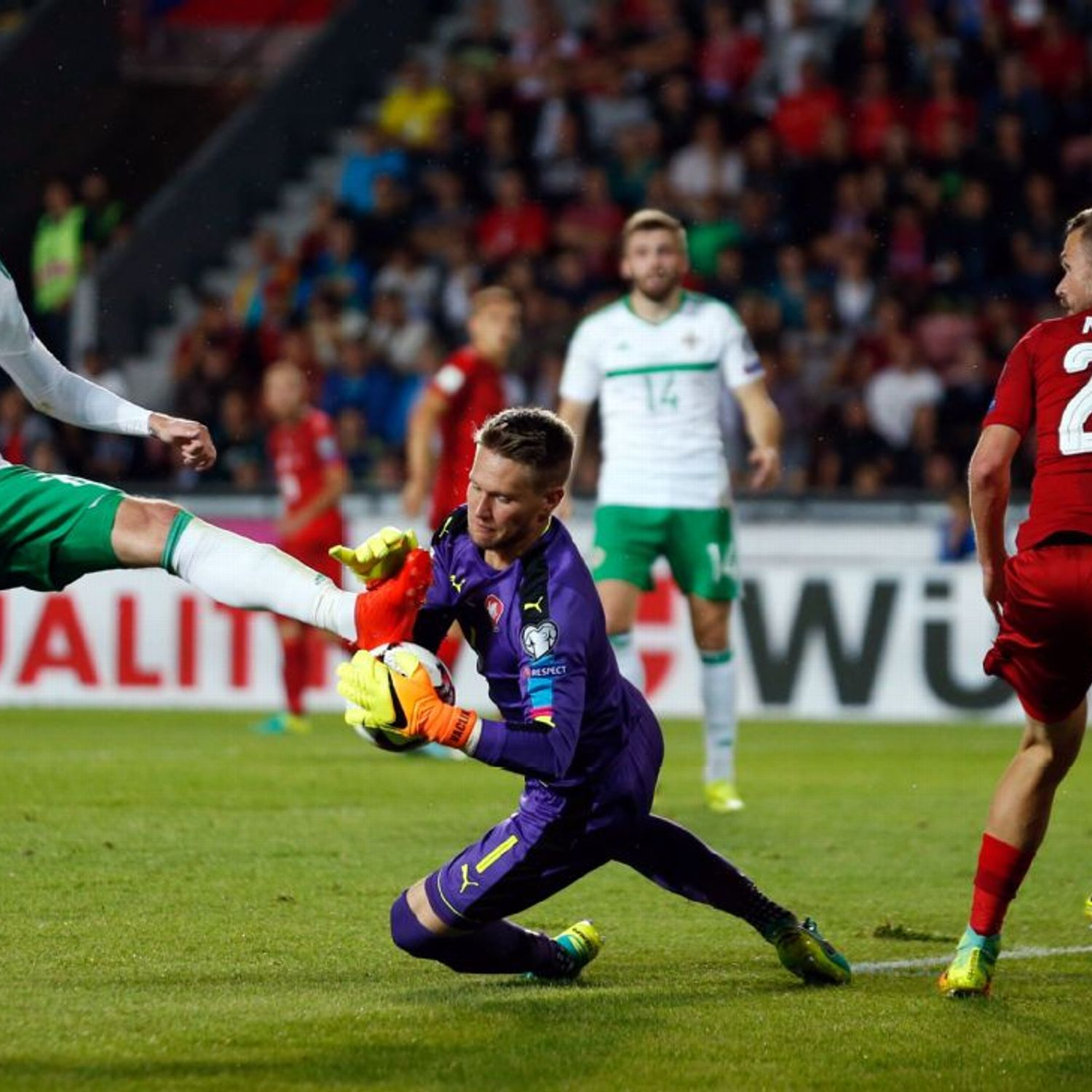 Republic Of Ireland V Azerbaijan: Michael O'Neill Pleased With Northern Ireland's Draw Vs