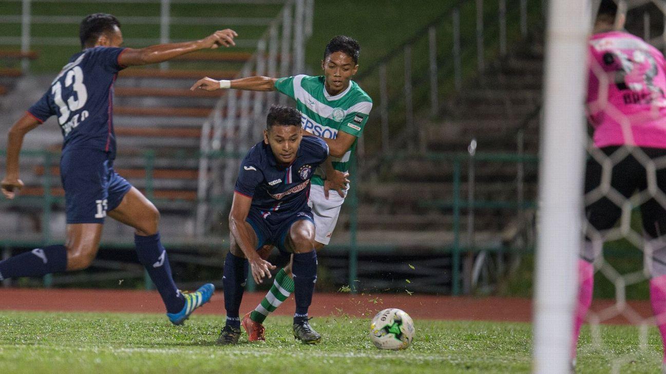 Geylang midfielder Shawal Anuar