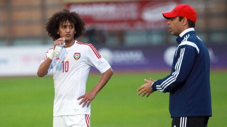 Omar Abdulrahman & Mahdi Ali