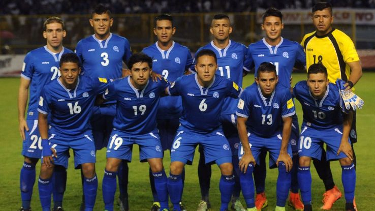 Image result for El salvador fc 2017