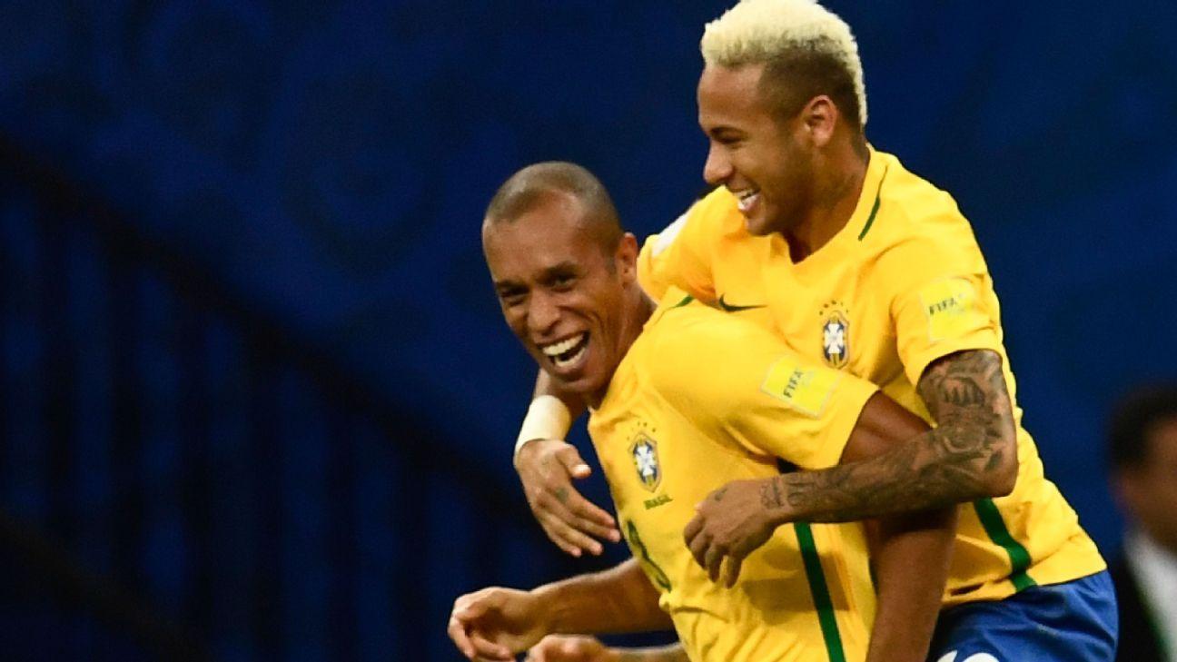 Miranda & Neymar
