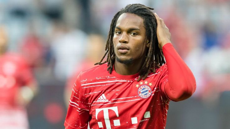 Image result for renato sanches bayern