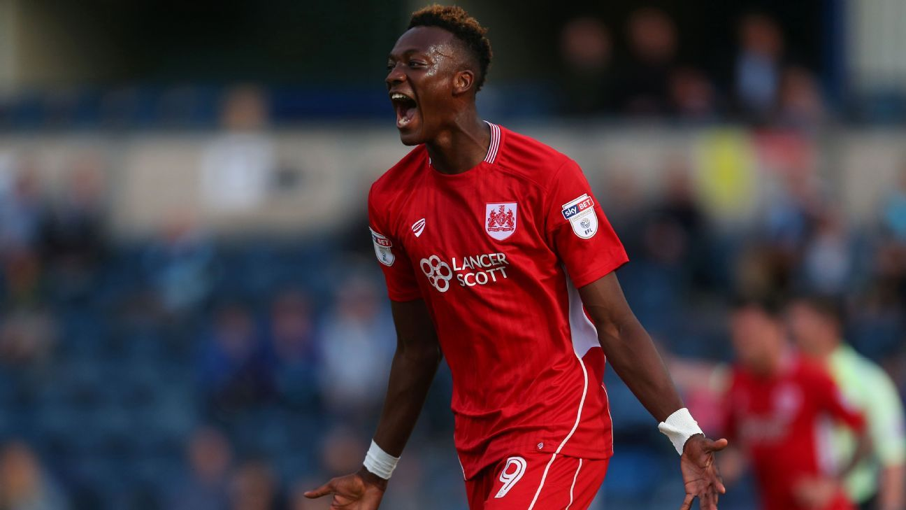 Tammy Abraham returns to Chelsea from Bristol City to recover from injury