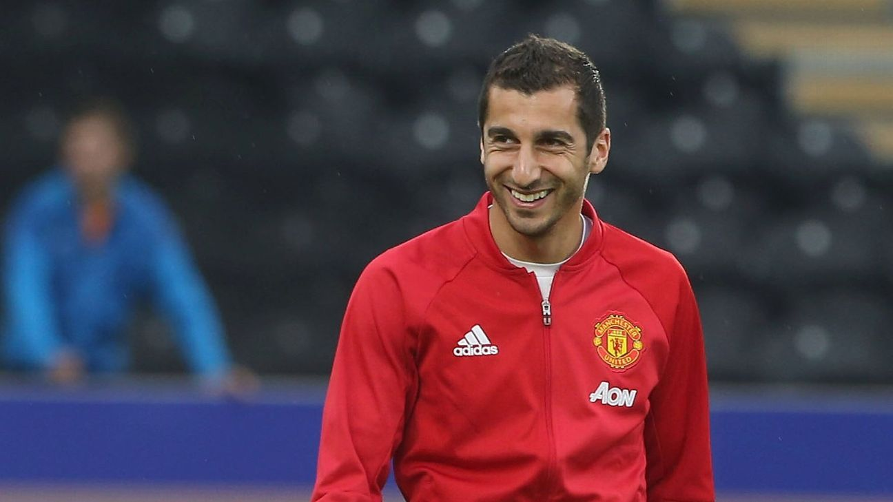 Henrikh Mkhitaryan