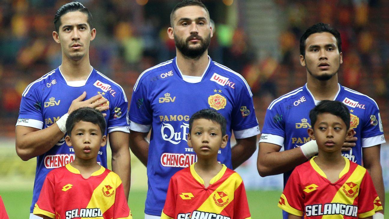 Malaysia and Kelantan midfielder Brendan Gan