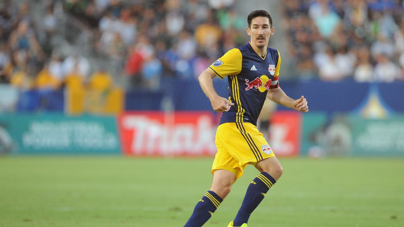 Trading away Sacha Kljestan 'not an easy decision' - Red Bulls director