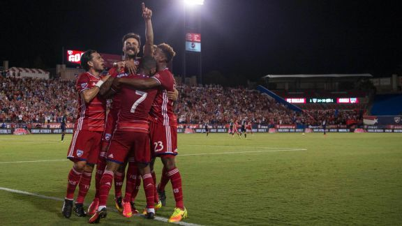 FC Dallas is closing in on the Supporters' Shield heading into MLS' final two weekends.