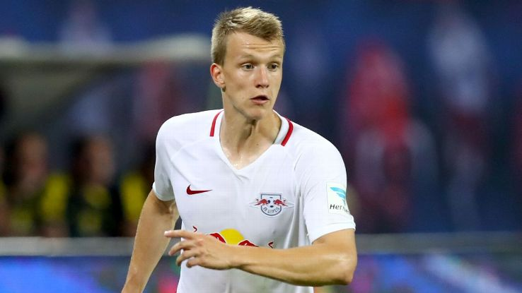 Lukas Klostermann RB Leipzig