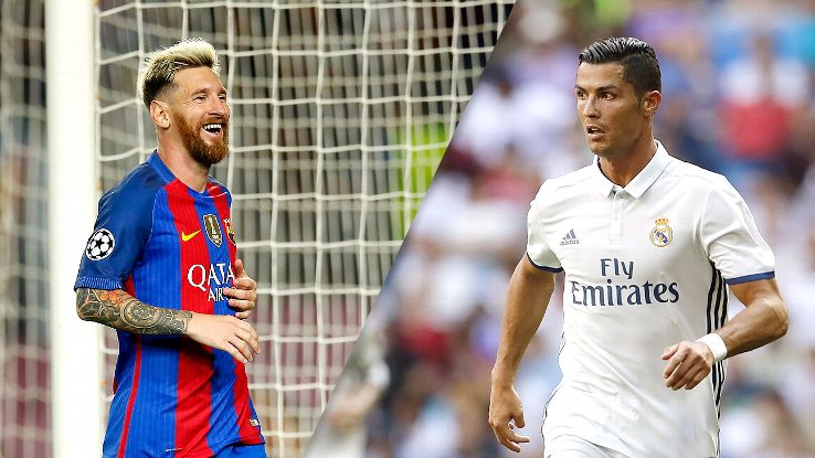Image result for barcelona vs real madrid 2016