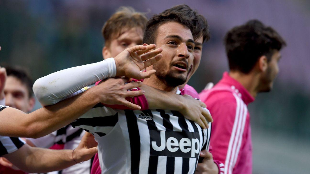 Grigoris Kastanos Juventus