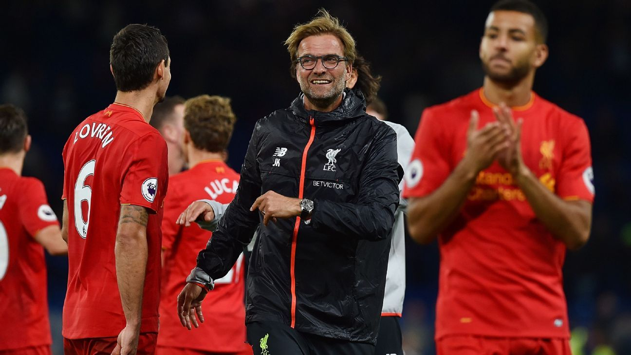 Jurgen Klopp has given Liverpool supporters plenty of reason for optimism during the season's early stages.
