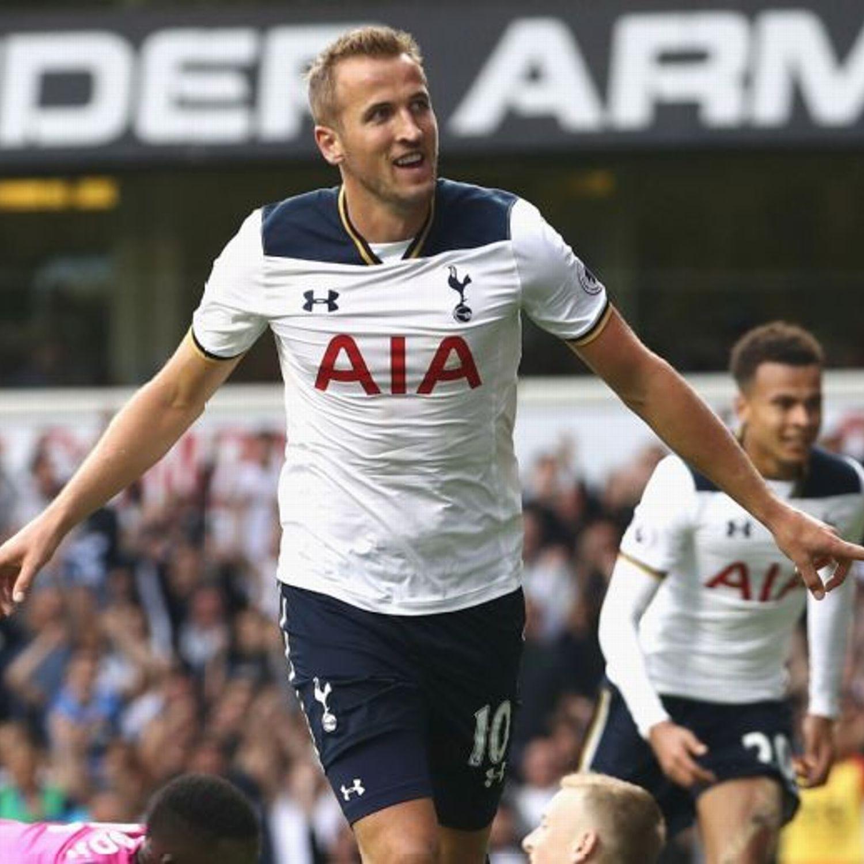 Tottenham 3 Fulham 1 Match Highlights Harry Kane Scores: Harry Kane Strikes Mousa Dembele Returns As Tottenham Seal