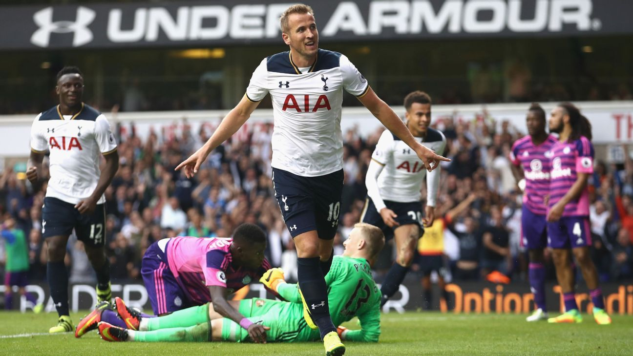 Harry Kane scored the only goal of the game as Tottenham Hotspur beat Sunderland.
