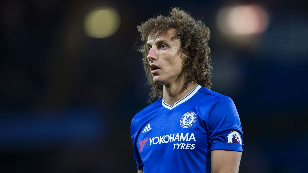 Chelsea s David Luiz on Tottenham defeat That s the Premier