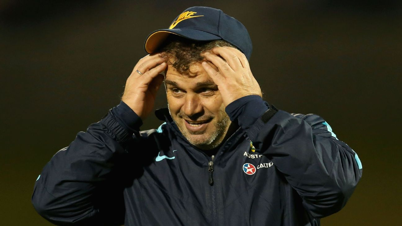 Australia coach Ange Postecoglou
