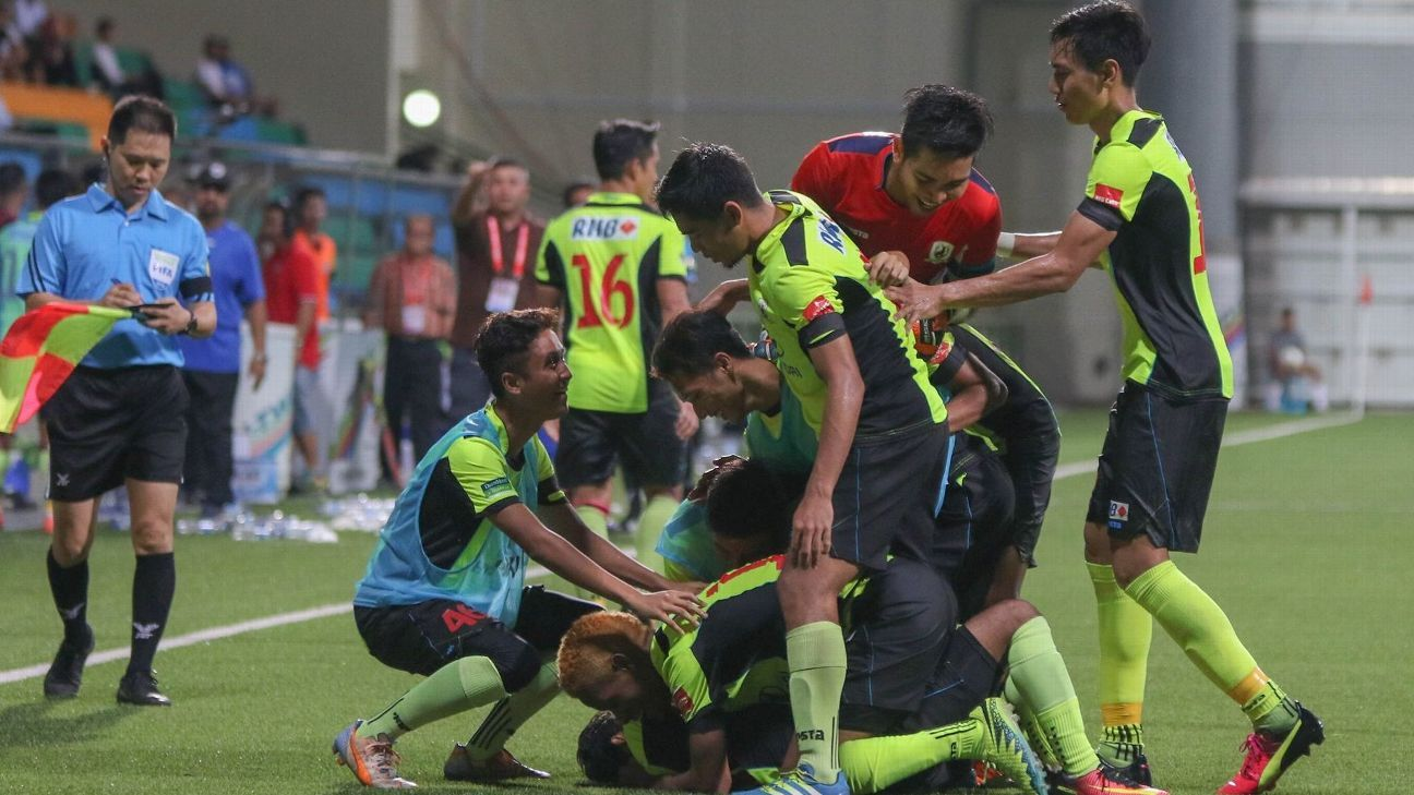 Tampines Rovers hope double sessions pay off in AFC Cup opener vs. Felda