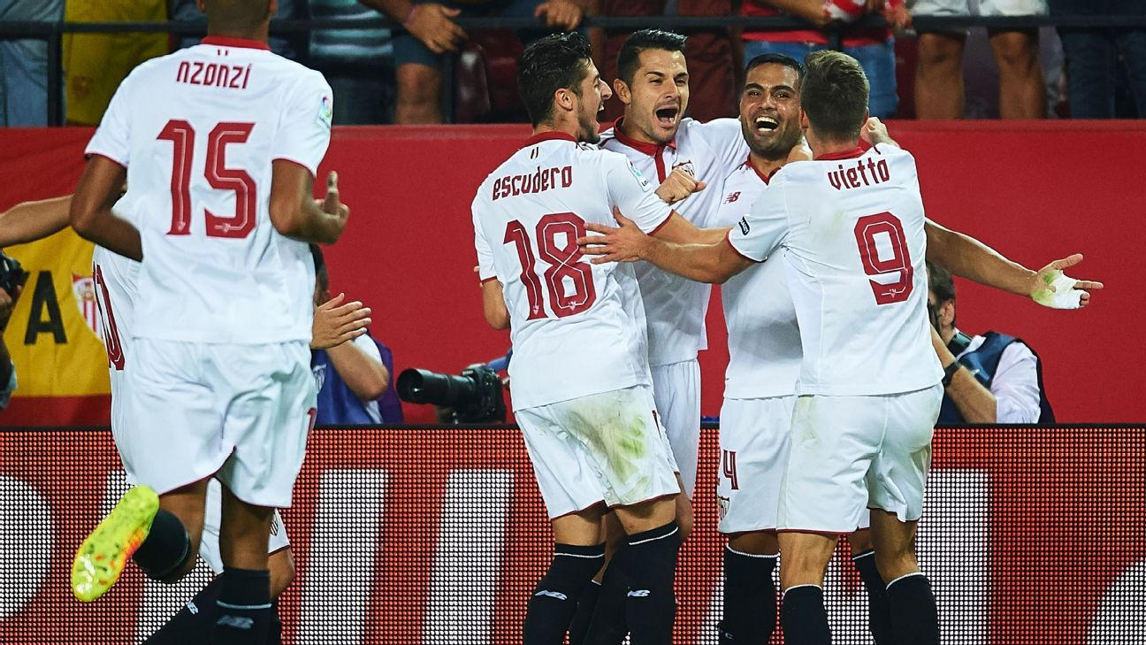 Sevilla celeb vs Betis 160920