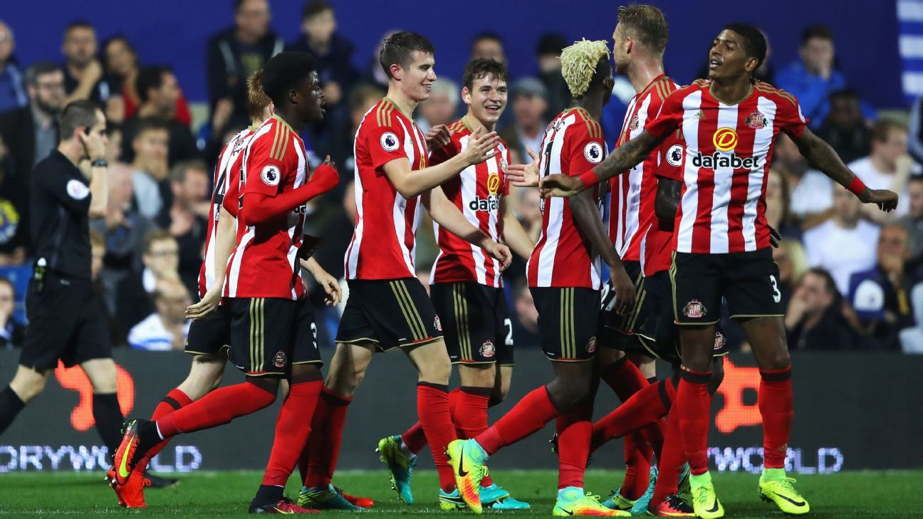 Paddy McNair was the hero for Sunderland with a brace at QPR.