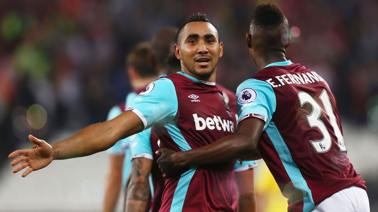 Dimitri Payet's late goal allowed West Ham to avoid extra time.